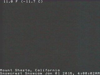 Webcam Snow Crest/Kalifornien