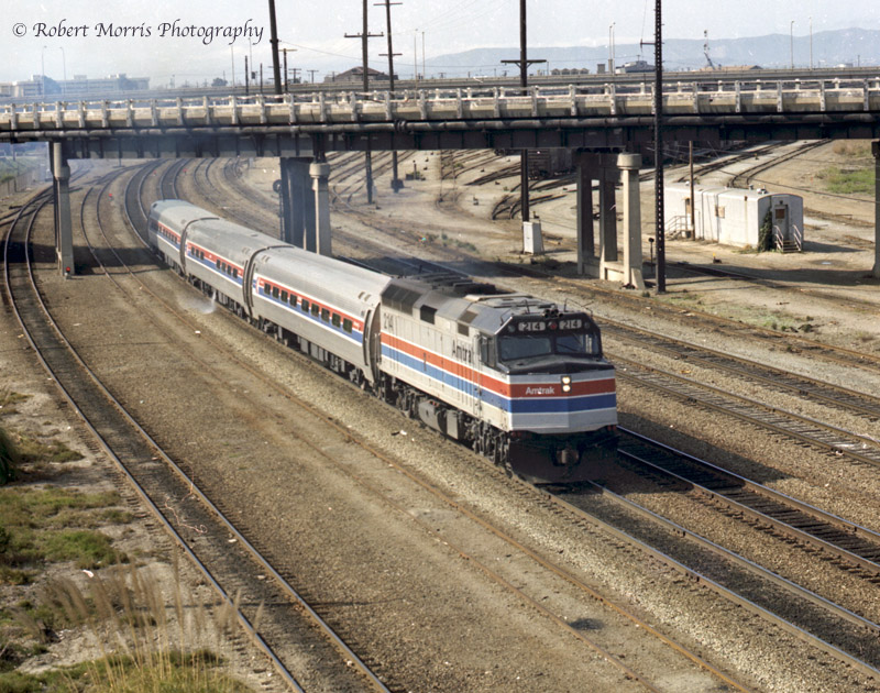 Amtrak has scheduled train