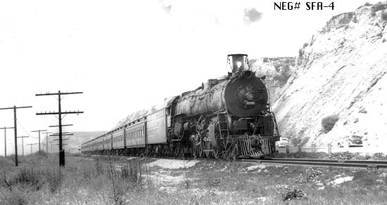 Image result for Atsf northern locomotive