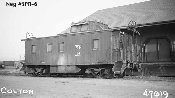 Southern Pacific Rolling Stock