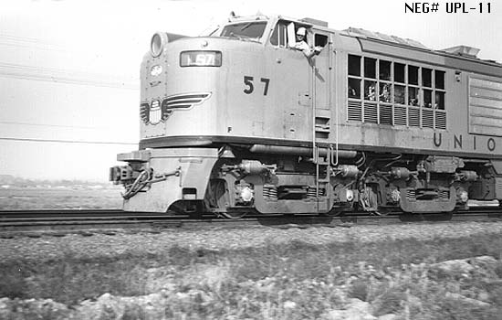 Tests Begin on 1st Gas Turbine-Electric | Timeline | Union Pacific