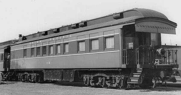 Union Pacific Rolling Stock